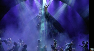 Wicked. Defying Gravity. Cintra